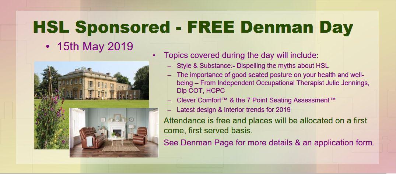 HSL Free Denman Day