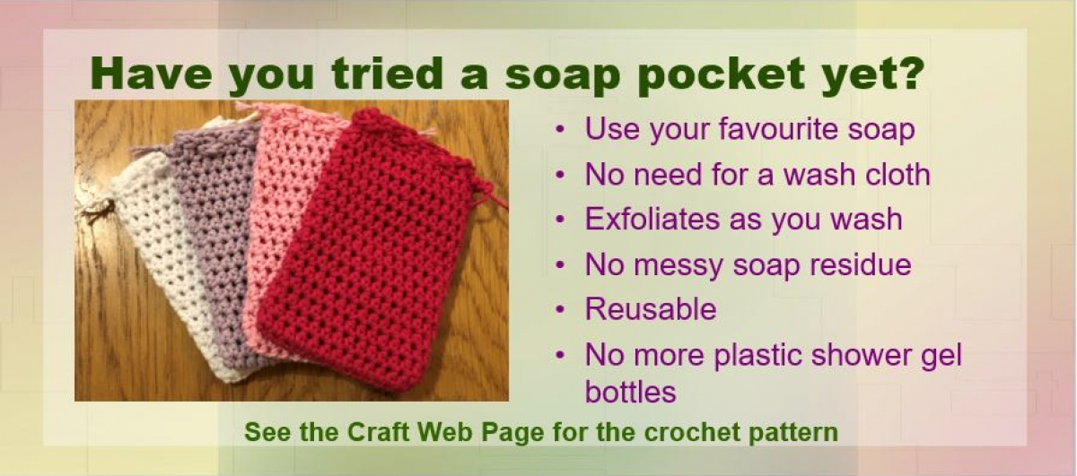 Have you tried a soap pocket slider for homepage March 2019