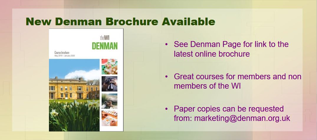 New Denman Brochure May 2019 – Jan 2020