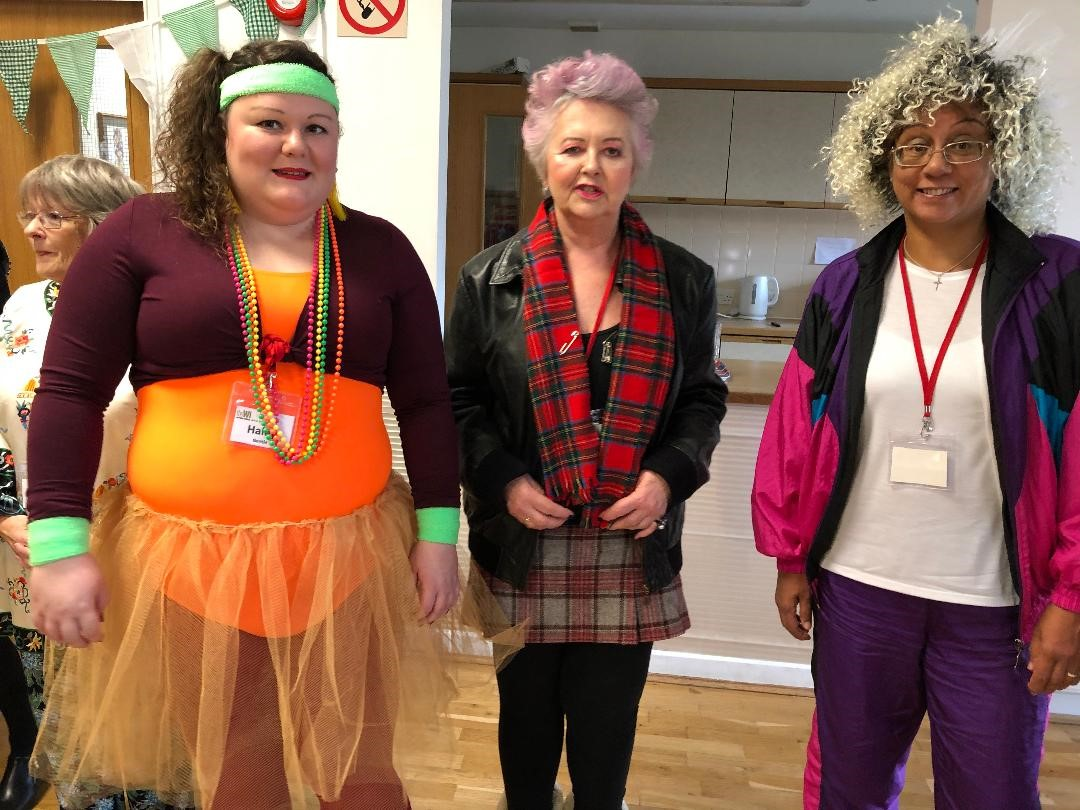Fancy Dress comp winner Haley West Drayton Centenary 2019