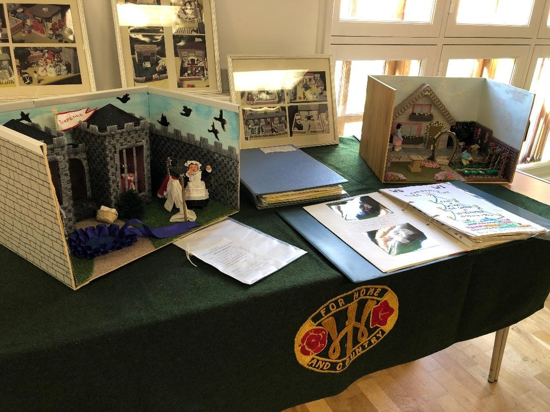 West Drayton Centenary Craft examples 2019